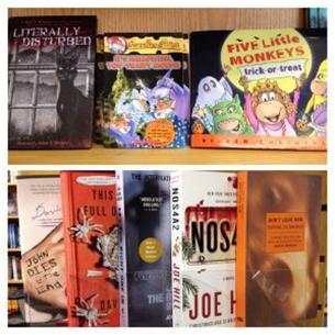 Halloween Books http://glenview.patch.com/