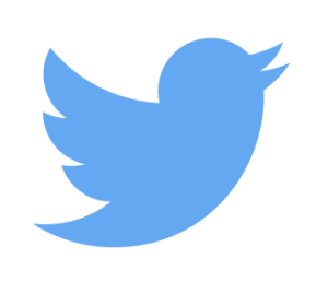 The Twitter Bird logo is property of Twitter, Inc.