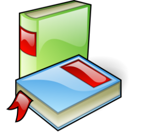 http://commons.wikimedia.org/wiki/File:Books-aj.svg_aj_ashton_01.svg